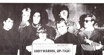 Andy Warhol y The Velvet Underground