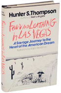 Fear and Loathing in Las Vegas - Hunter S. Thompson, signed