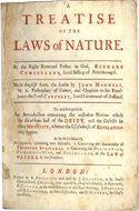 A Treatise of the Laws of Nature - Richard Cumberland