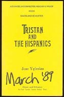 Tristan and the Hispanics - Jos� Yglesias