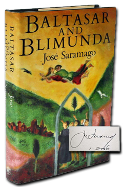 Baltasar and Blimunda - José Saramago