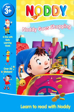 Learn to read English with Noddy