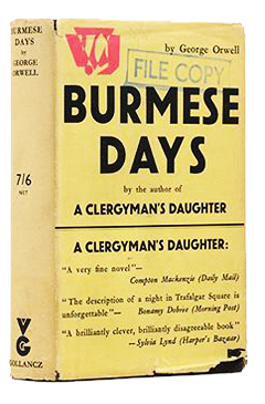 Burmese Days - George Orwell