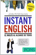 Instant English - John Peter Sloan
