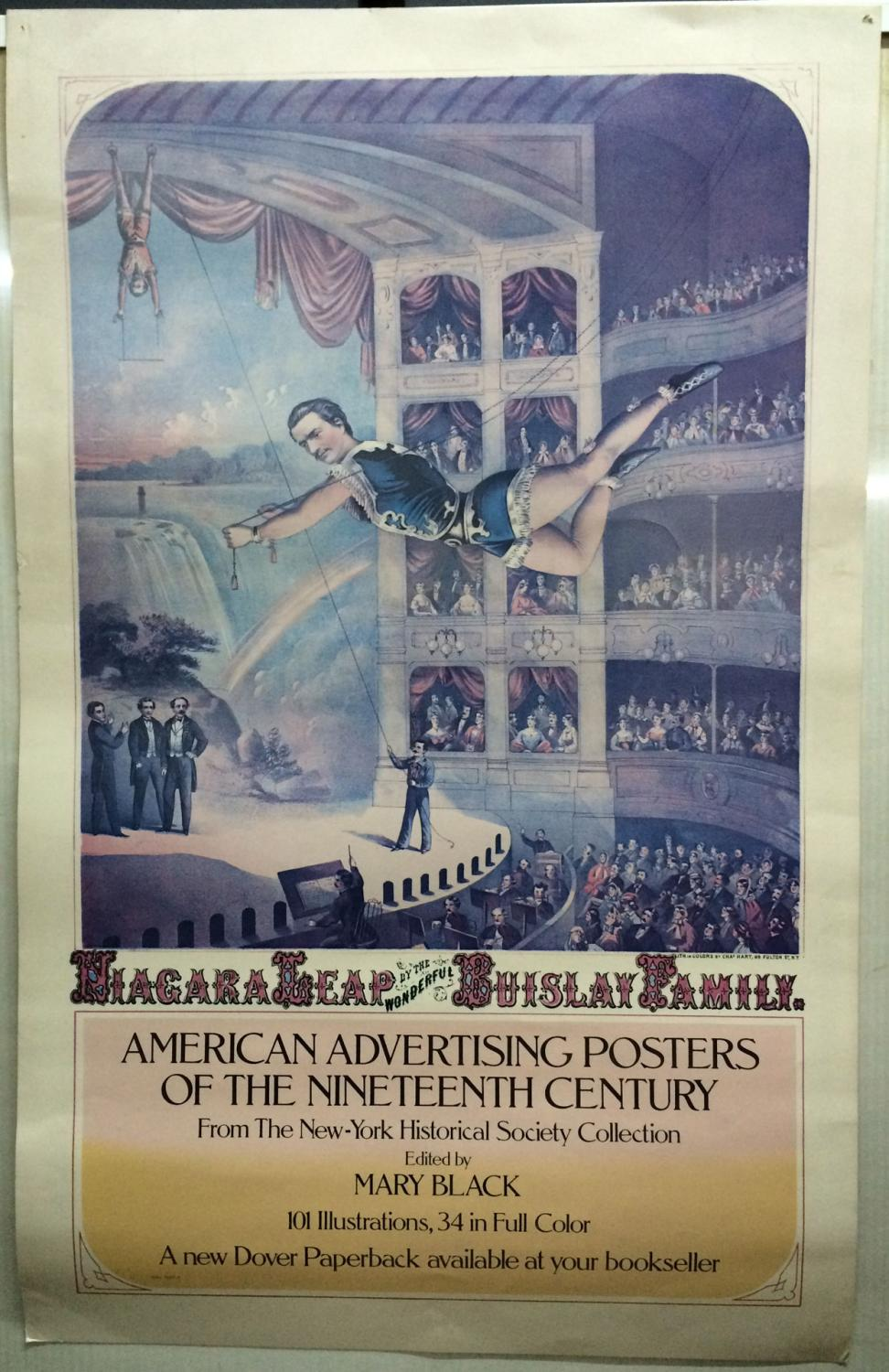 American Advertising Poster of the Nineteenth Century