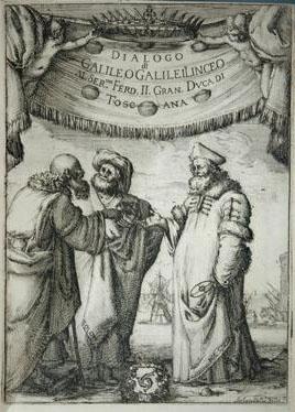 Dialogo di Galileo Galilei - Primera edición de 1632