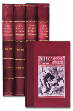 ABC 1936-1939: Doble diario de la Guerra Civil